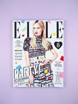 ELLE ANNIVERSARY ISSUE