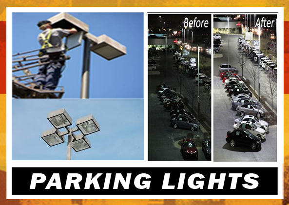 PARKING LIGHTS