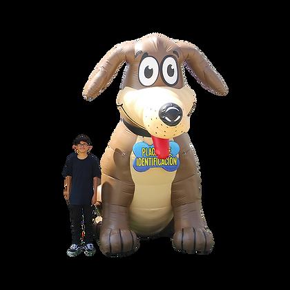 Inflatable Whimsical Dog