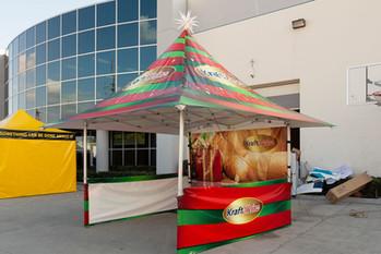 12x12 pop up parasol tent for Holidays Kraft