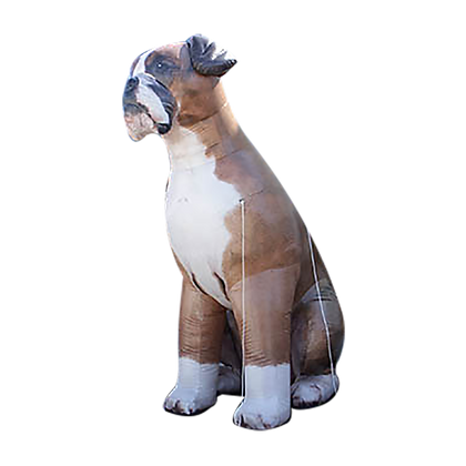 Inflatable Dog (Boxer)