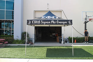 10x10 custom printed pop up tents with business logo Sigma