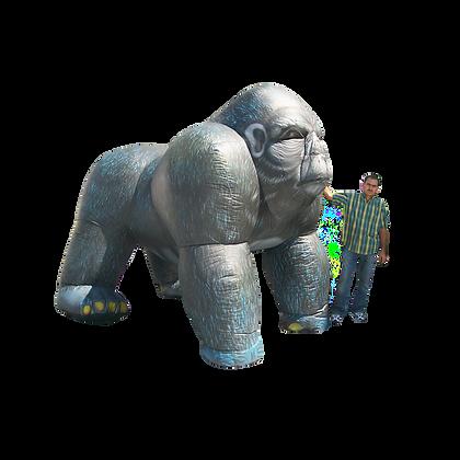 Inflatable Safari Gorilla