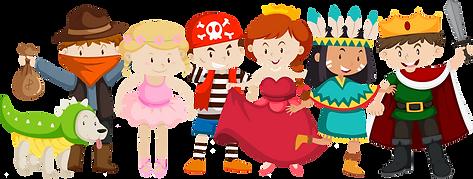 Musical Kinderfeestjes Kinderfeestje origineel