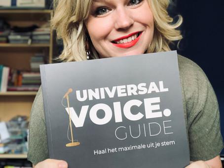 Mijn eerste ervaring met Universal Voice zangtechniek
