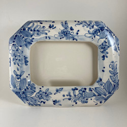 cornice blu classico 2