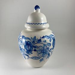 vasetto blu classico 1
