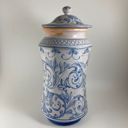 vaso blu classico 1