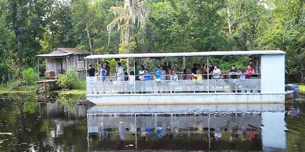 Pontoon Swamp Tour