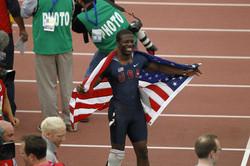 100M World Champion