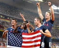 2008 Paralympics Relay Team