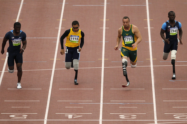 IPC World Championships 100M Final