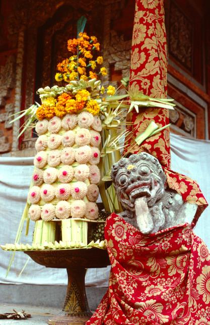 Temple ceremony