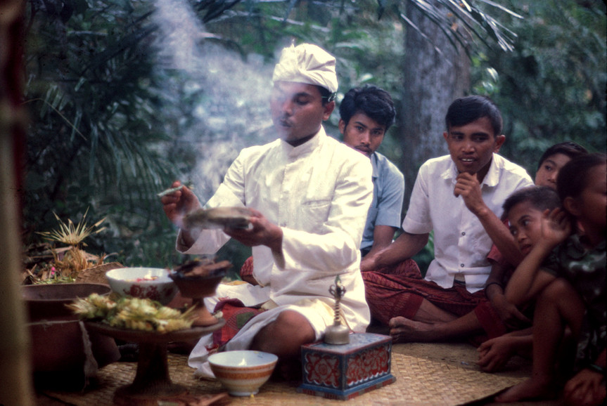 Temple ceremonies