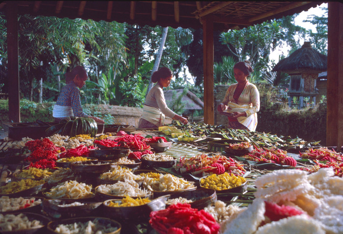 Organizing offerings