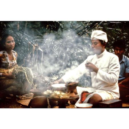 Temple priest in cleansing rite.jpg