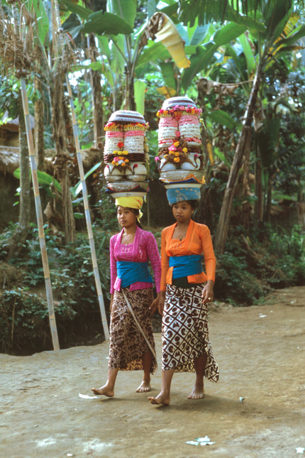 Carrying offerings