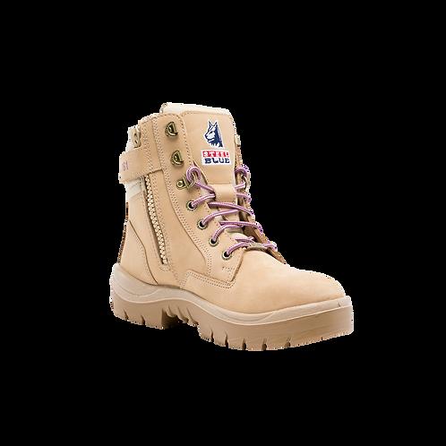 Southern Cross Zip Ladies Safety Footwear