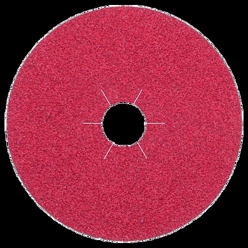 FS964 Fibre Discs Red Ceramic Aluminium Oxide