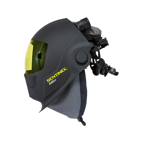 Sentinel A50 Prepared For Air Helmet