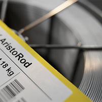 ESAB AristoRod welding wire welding equipment.