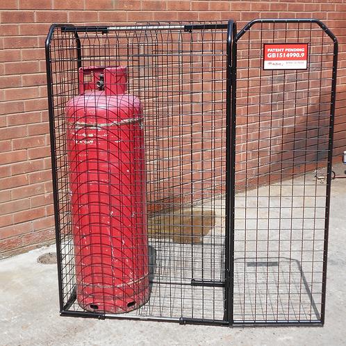 1 or 2 47kg Propane Cylinder Expanding Cylinder Cage
