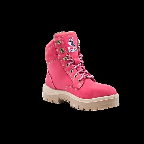 Southern Cross Ladies - Pink Safety Footwear