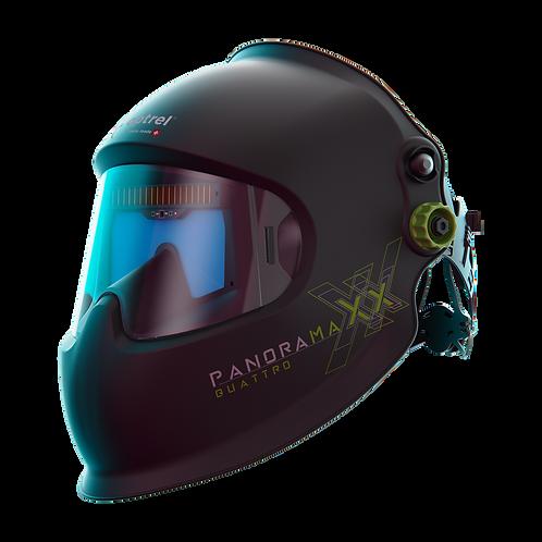 Panoramaxx Quattro Helmet Black