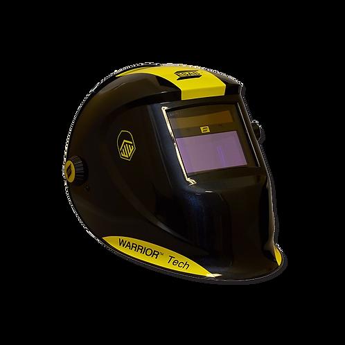 Warrior Tech Helmet Prepared for Air - Black