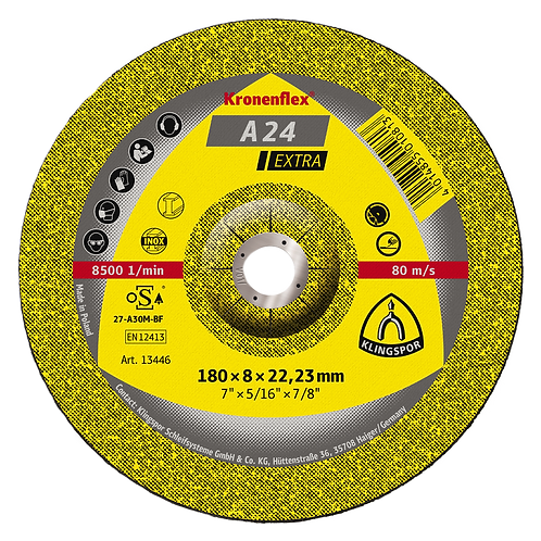 A24 Extra Grinding Discs