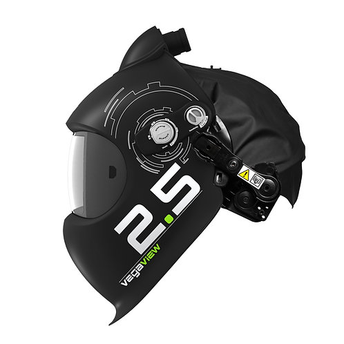 Vegaview 2.5 PAPR Helmet (PAPR System not included)