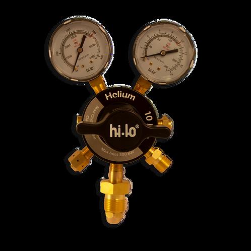Two Stage Helium Regulator