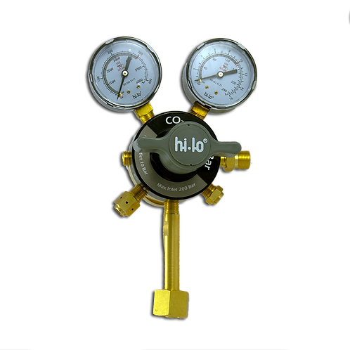 Two Stage Co2 Regulator