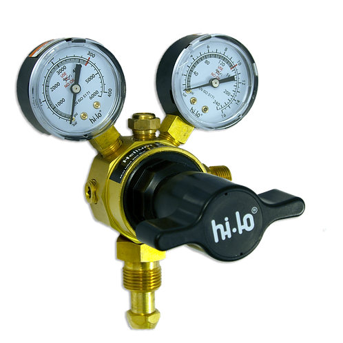 Single Stage Helium Regulator