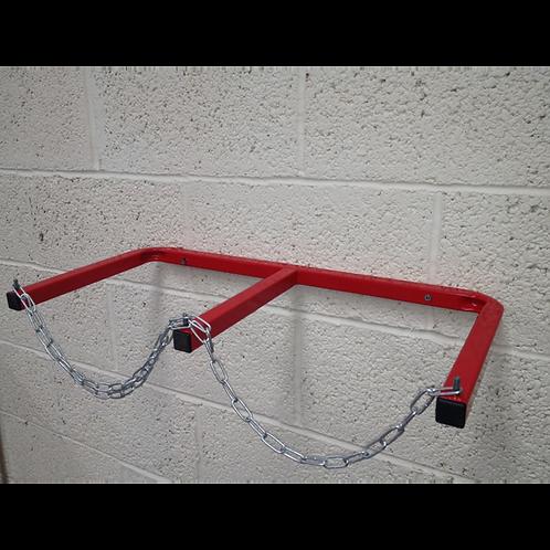 Wall bracket 2 x cylinders