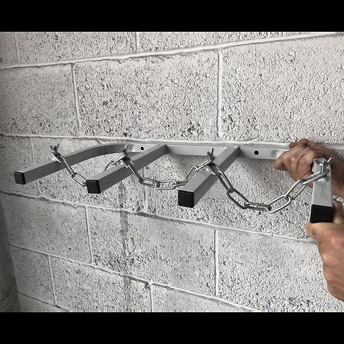 Wall bracket 3 x cylinder