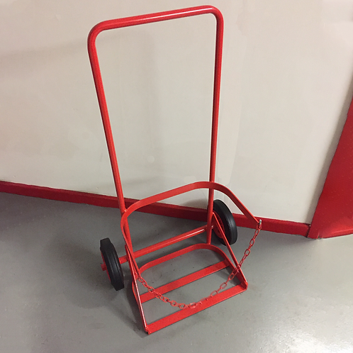 Portable 19kg Single Trolley 1 x Cylinder Butane or Propane