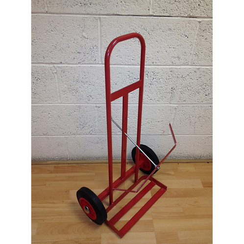 Portable Cylinder Trolley - 2 x Trolley