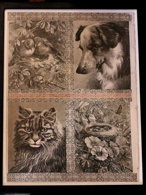 הדפס בן 100 שנים