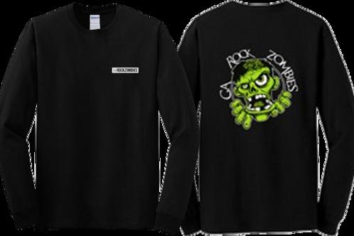 Long Sleeve Zombie Shirt