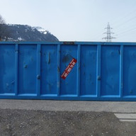 Absetzcontainer 23.0 m3