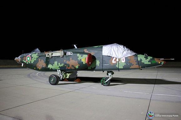 Bugarska dobija remontovane jurišnike Su-25