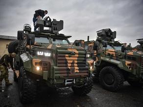 Mađarska kupuje i planira proizvodnju turskih MRAP vozila Gidran