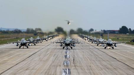 Nad Balkanom rekordni broj borbenih aviona Grčke, SAD, Izraela, UAE, Španije i Francuske