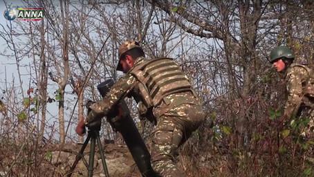Srpsko oružje u Nagorno-Karabahu: od topova, minobacača do pušaka