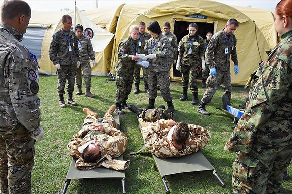 Zemlje Balkana jačaju zajedničke vojnomedicinske snage