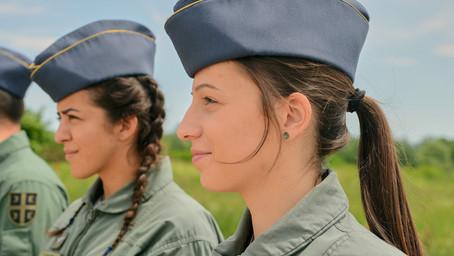 Posle devet godina pauze nove žene piloti u VS