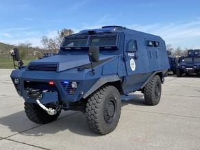 Kosovska policija nabavila tri oklopna vozila iz Francuske