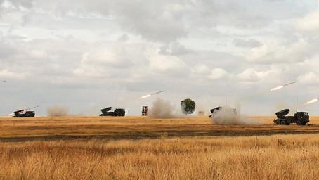 Artiljerija regiona: Rumunija i Srbija vode po brojnosti, Bukurešt i Budimpešta po modernizaciji