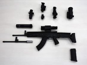 Teleoptik-Žiroskopi: Nije potrebna zamena nišana pri promeni kalibra na puški M19